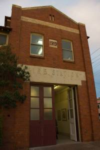 Fire Station Arts Centre Dubbo