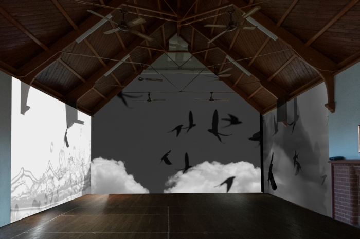 Kim V Goldsmith Volucres Artlands 2016