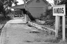 Sonic Territories Kandos Railway Station