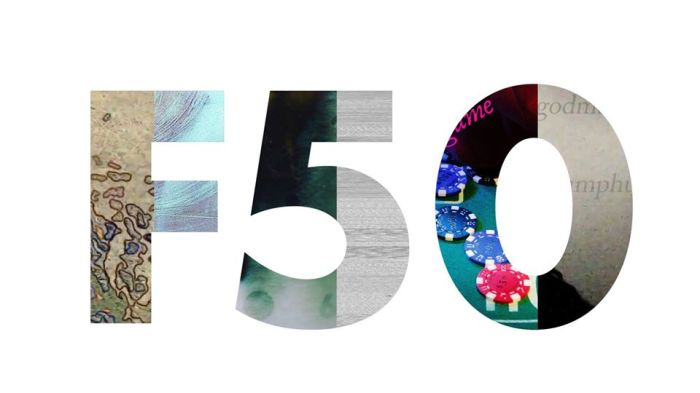 F50 online arts festival