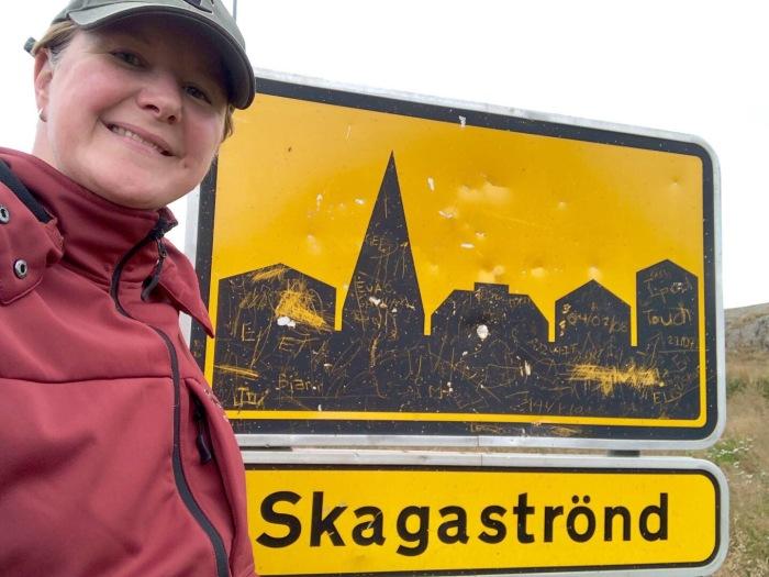 Skagastrond Iceland